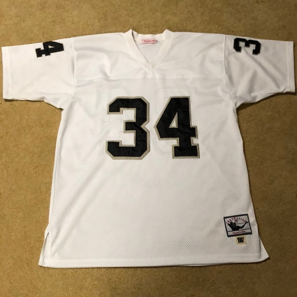 release date: ecaf7 97aa7 Bo Jackson Throwback Jersey